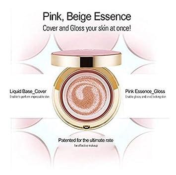 DPC Derma Pure Clinic Pink Aura Cushion 21 Pink Beige