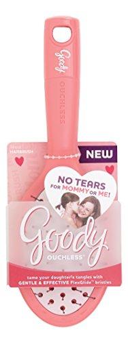 Buy pink hair brush for girls