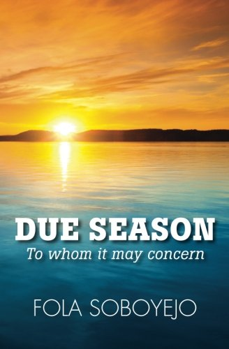 Download Due Season: To Whom It May Concern (Volume 1) ebook
