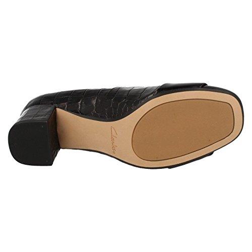 Combi 5 Sky Chinaberry 41 7 Eu Black Uk 5 Leather D Clarks ZYtTT
