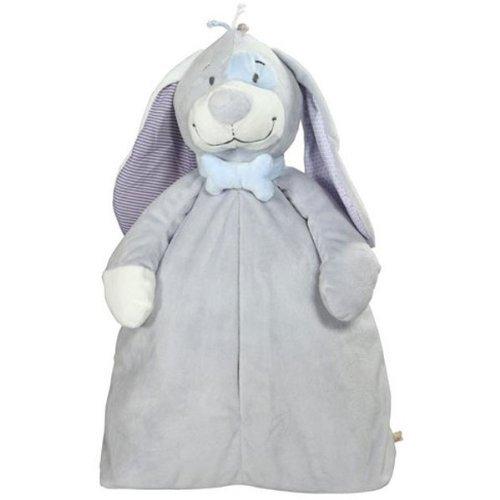 Noukies 103171 Arthur & Merlin Hund Arthur Pyjama-Beutel