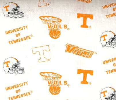 University of Tennessee By Sykel- 100% Cotton, 44