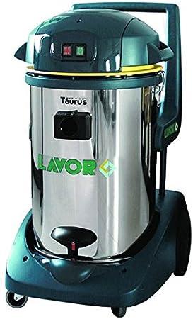 Lavorwash Taurus 03 IR - Aspiradora (2400W, 230V, 50 Hz, Tambor, Bagless, Acero inoxidable): Amazon.es: Hogar