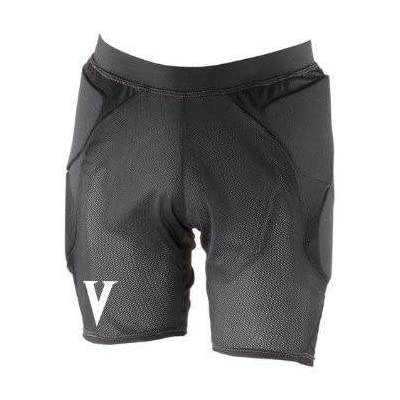 Vigilante Light Padded Shorts with Tailbone and Hip Padding for Snowboarding, Skiing, Skateboarding | Men's Version | Black: Clothing