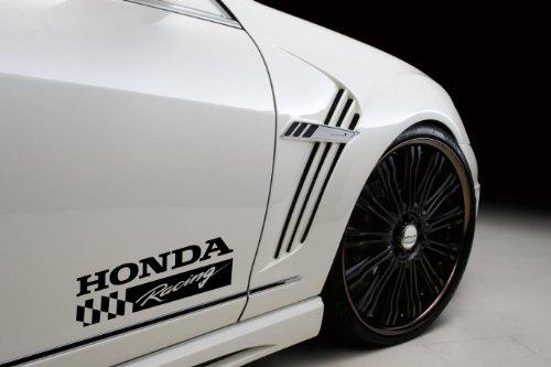 Honda Racing Sport Decal Sticker Emblem Logo Civic S2000 R Type Accord Prelude (Honda S2000 Racing)