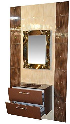 24u0026quot; Socimobel U0026quot;Londonu0026quot;, WALL MOUNTED, 2 Drawer Bathroom  Vanity,