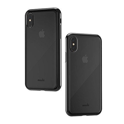 Moshi Vitros for iPhone X (Raven Black)