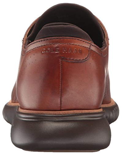 Cole Haan Men's 2.Zerogrand Laser Wing Oxford, British Tan/Java, 13 Medium US