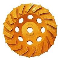 5 in. 18-Segment Turbo Cup Grinding Wheel