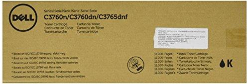 Dell W8D60 Toner Cartridge C3760N/C3760DN/C3765DNF Color Laser Printer