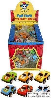 12 Mini Tirare Indietro Gara Macchine Accessori pacchetto regalo festa giocattoli
