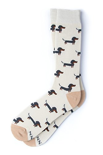 """""""A Little Weenie"""" Dachshund Hipster Novelty Crew Carded for sale  Delivered anywhere in USA"""