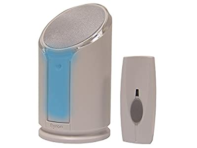Portable Wireless Door Chime Kit