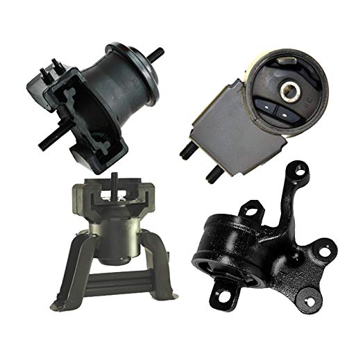 - K0808 Fits 1997-2000 Mazda Millenia 2.5L Engine Motor & Trans Mount Set 4PCS : A6483, A6492, A6487, A6447