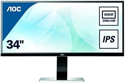 AOC u3477Pqu LED Display 86,4 cm (34