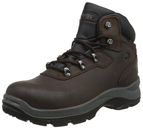 Magnum Blaze Composite Toe & Plate, Calzado de Protección para Hombre, 41-47 EU Marrón (Brown)
