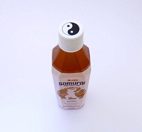 Noyu Teas Samurai Defender Mandarin Ginger Oolong Tea, 16.9-Ounce Bottles (Pack of 12) by NOYU (Image #4)