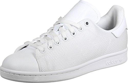 adidas Stan Smith, Zapatillas de Gimnasia Unisex Bianco (Ftwwht/Ftwwht/Ftwwht)