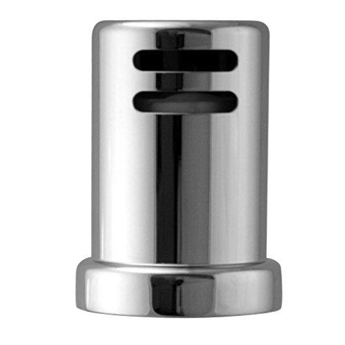 Westbrass D201-1-26 Air Gap Cap, Polished Chrome by Westbrass