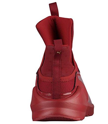 Red PUMA Core Sneakers Women's Fashion Dahlia Fierce gpqwX4pU