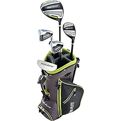 New 2019 Top-Flite Junior Boys Golf Complete Set for Ages 5-8 Years Old - Height 46-52''