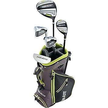 Amazon.com: Juego completo de golf para niños de 5 a 8 años ...