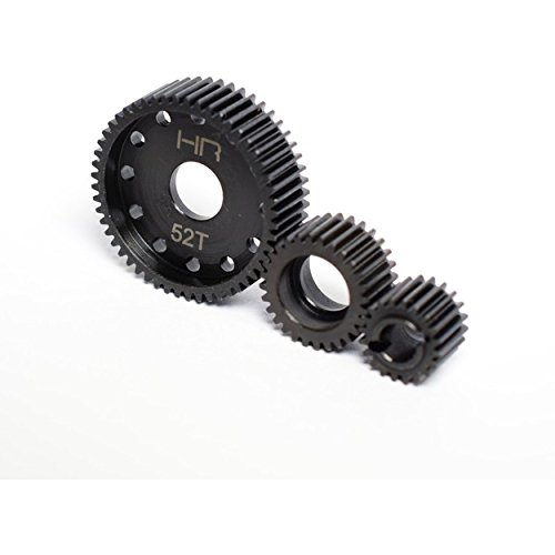 Hot Racing SSCP1000T Hardened Steel Gear Set
