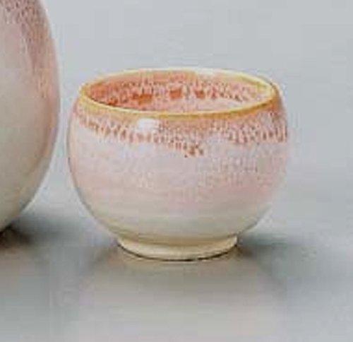 SAKURA-NAGASHI Jiki Japanese Porcelain Set of 2 Sake Cups watou.asia