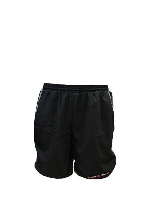 Black Crown Pantalón Padel Hombre Willy Invierno(Negro/Gris) - M ...