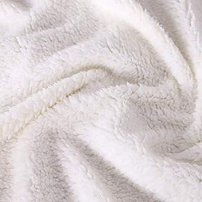 Cusphorn Unicorn Throw Blanket Birthday Gift for Girls Daughter Children, Premium Super Soft Fuzzy Fluffy Plush Furry Throw Blanket: Home & Kitchen