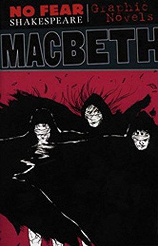 Macbeth: Englische Lektüre für die Oberstufe (No Fear Shakespeare – Graphic Novels)