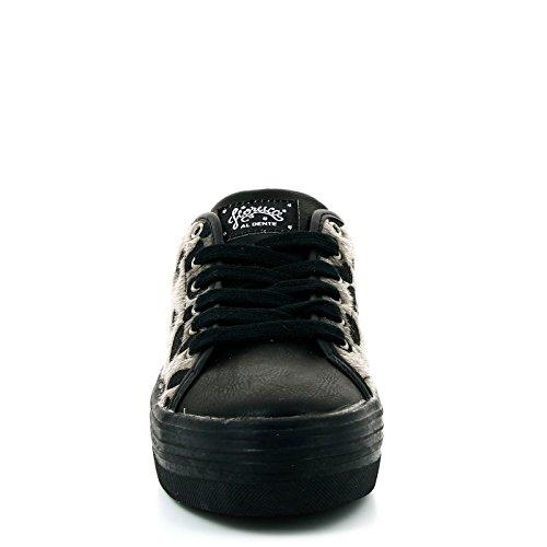 Sneakers Nero Fiorucci Fiorucci Fcae023 Donna Donna ZXPqtxBB