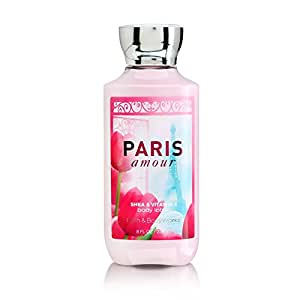 Bath & Body Works Shea & Vitamin E Body Lotion Paris Amour 8oz