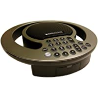 Spracht Aura SoHo version 2.0 Full-Duplex Analog Conference Phone with Expanded Capability-Amber