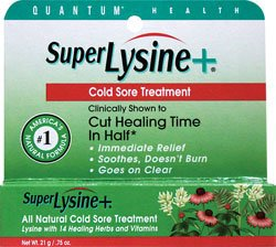 Quantum Crm Spr Lysine + (Treatment Sore Super Lysine Cold)