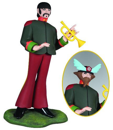Round 2 The Beatles Yellow Submarine Ringo Starr Model Kit