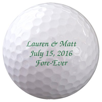 Personalized Callaway Warbird 2.0 Golf Balls (12 dozen) by Ben Hogan (Image #2)