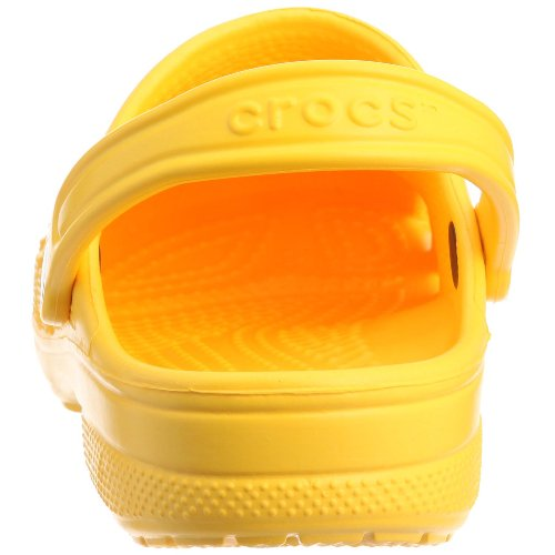 yellow Crocs Baya Adulto Amarillo Zuecos Unisex CqU6wXq