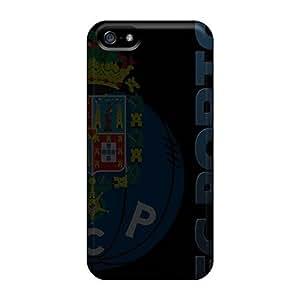 Cute High Quality Iphone 5/5s Fc Porto Case