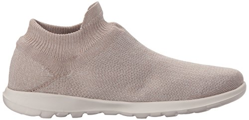 Skechers Women's Go Walk Lite-15372 Sneaker Taupe huge surprise wsIuY