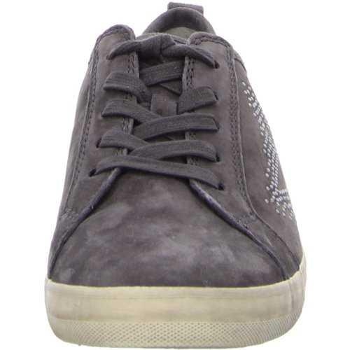 Para Mujer Gabor De Zapatos Cordones Ante qCUna74wS