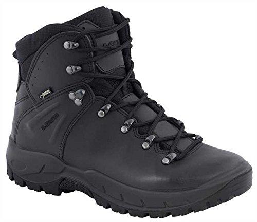Lowa Military - Zapatillas de senderismo para hombre negro