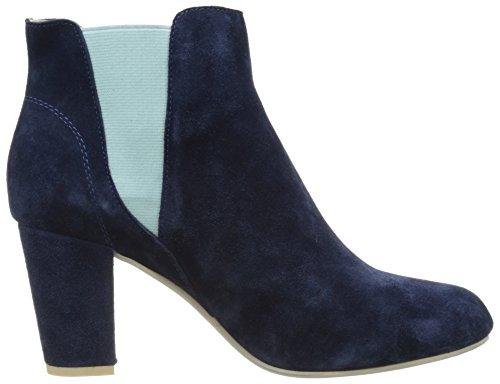 Shoe The Bear Damen Hannah S Kurzschaft Stiefel Mehrfarbig (171 NAVY)