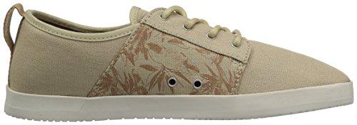 Reef, Sneaker uomo khaki leaf