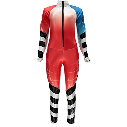 rmance GS Race Suit (XS, Mancuso2) (Gs Ski Race Suit)