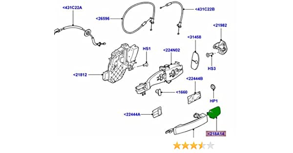A-Premium Door Lock Actuator Motor for Nissan Altima 2013-2018 ...