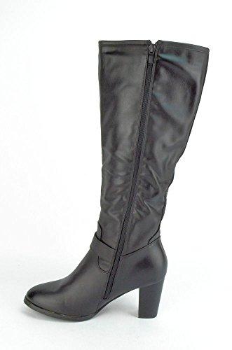 Corkys Kvinners Dale Knee Boots Svart ...