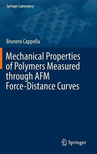 Mechanical Properties of Polymers Measured through AFM Force-Distance Curves (Springer Laboratory)