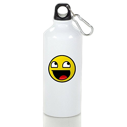 ZhiqianDF Awesome Face! Particular Running White Bottle Aluminum With - For Shape How Face Find To Glasses