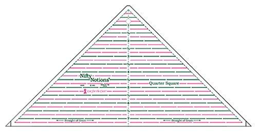 Quarter Square Ruler - 7